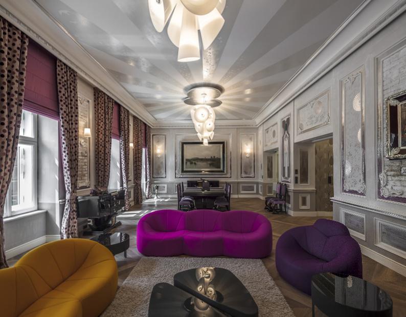 A lakás origója – a nappali világítása – Lámpastúdió