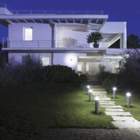 Lighting bollard / LED / for public areas