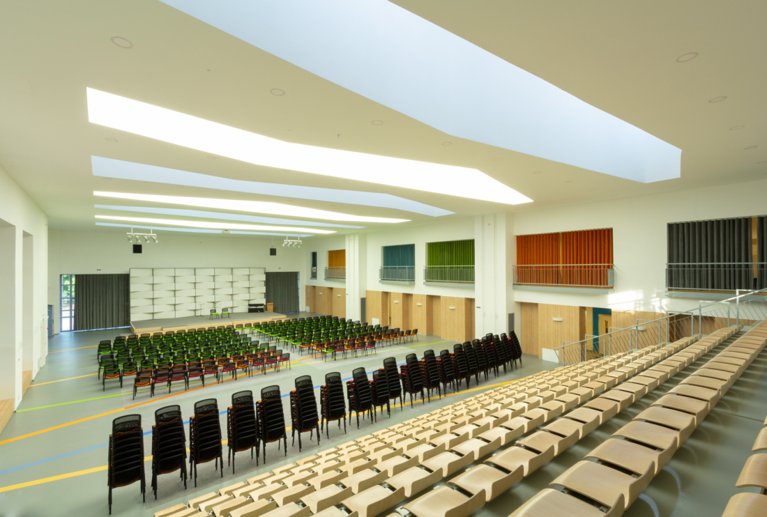 BPG Auditórium – fény a tanulás szolgálatában