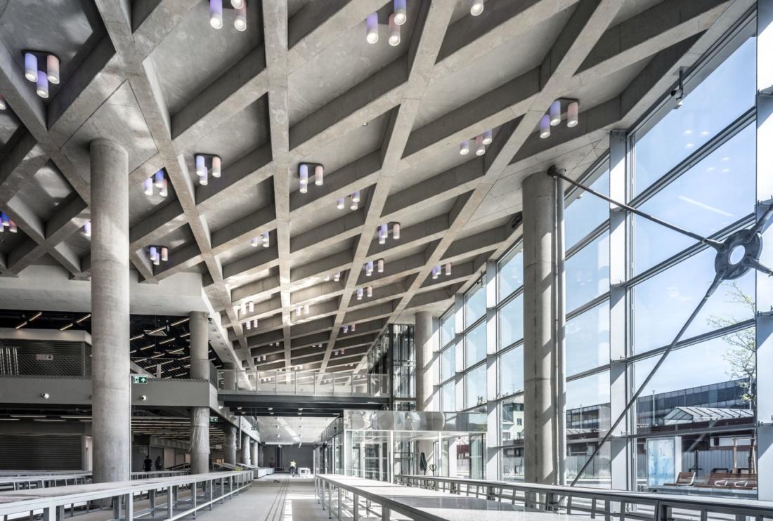Újjászülető urbanista vásárcsarnok Újpesten