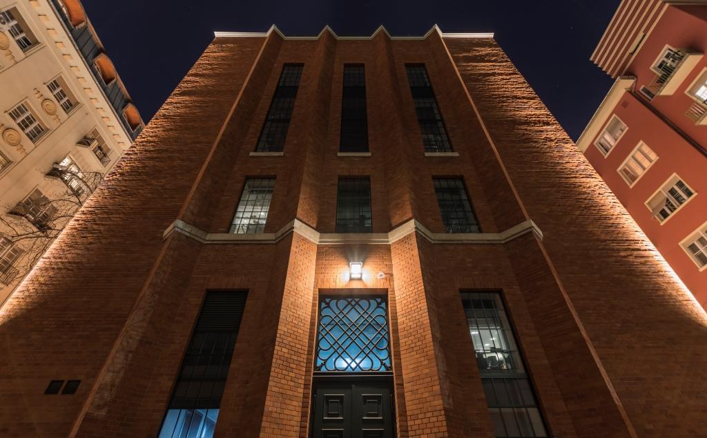 Indusztriális terek és art deco – Markó utcai MI9 irodaház