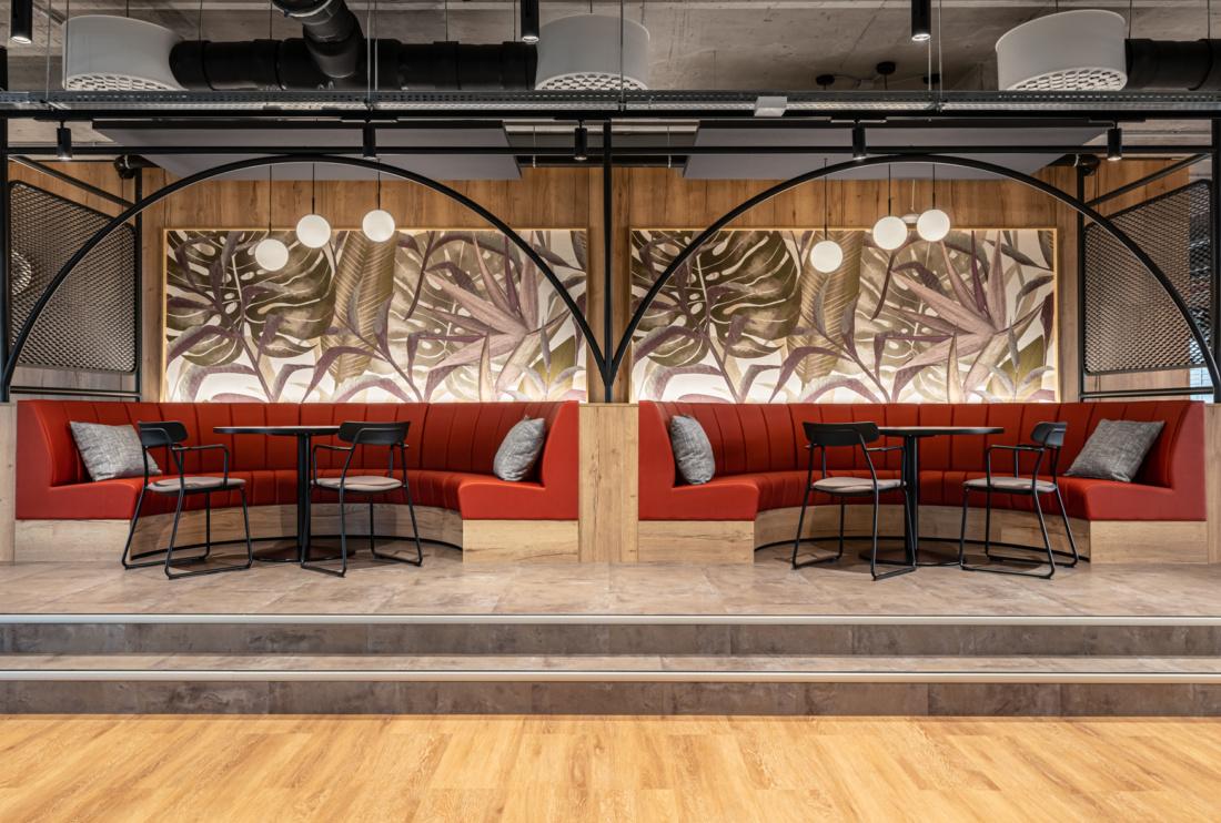 Agora Hub – a BP budapesti irodája 22.000 m2-en